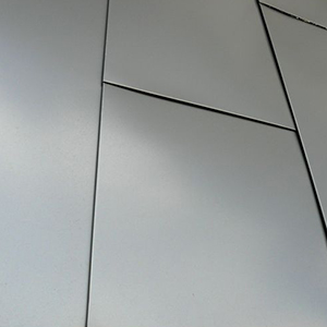 Metal Plate Eco Cladding