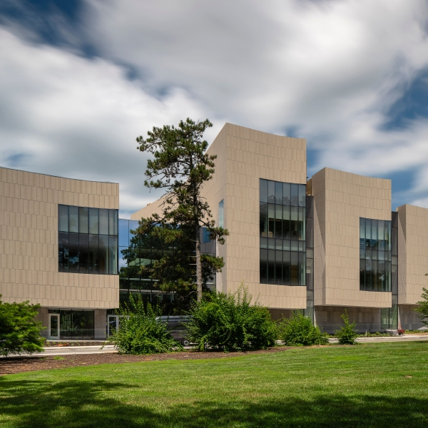ECO Cladding Vci.41 Concealed System for Center for Missouri Studies, Columbia, MO.